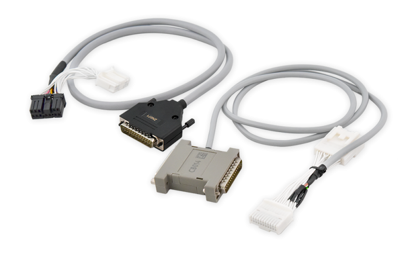ZN072 - ABRITES cable set for Tesla Model S/X and Model 3